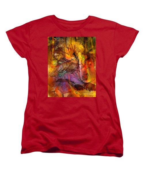 Shadow Hunters Women's T-Shirt (Standard Cut) by John Robert Beck