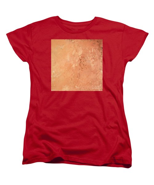 Sienna Rose Women's T-Shirt (Standard Cut) by Michael Rock
