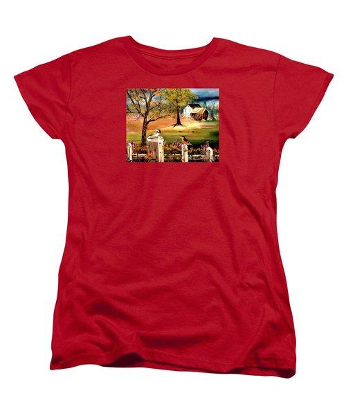 Signs Of Spring Women's T-Shirt (Standard Cut)