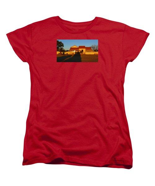 Silverton Women's T-Shirt (Standard Cut) by Evelyn Tambour
