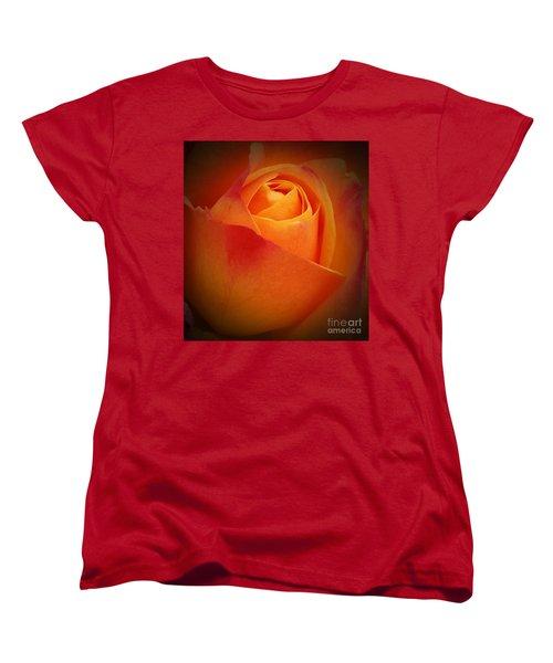 Simple Elegance  Women's T-Shirt (Standard Cut) by Chalet Roome-Rigdon