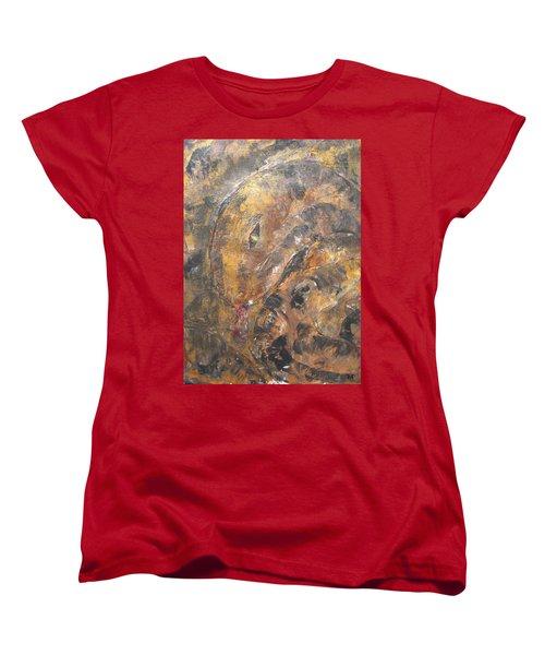 Slither Women's T-Shirt (Standard Cut) by Maria Watt