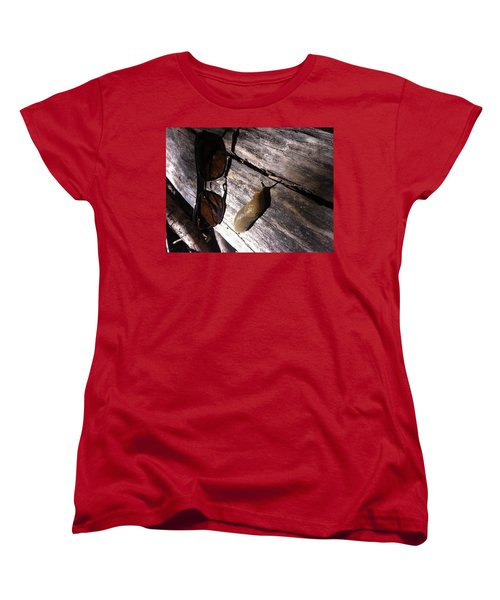 Slug Is Chillin Women's T-Shirt (Standard Cut)