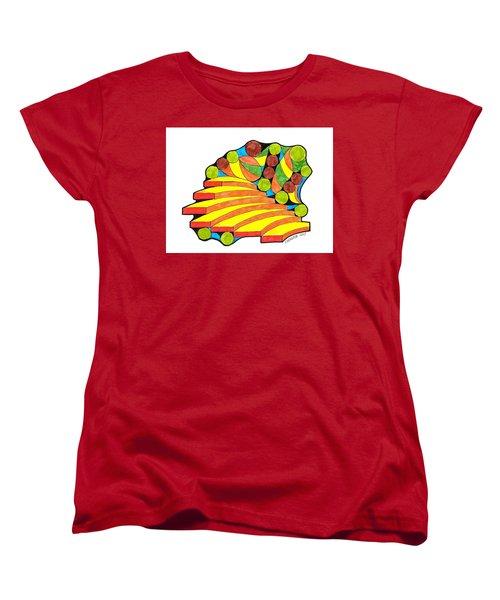 Snow Day 1 Women's T-Shirt (Standard Cut)
