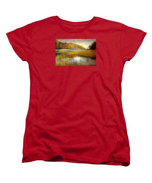 So Long Women's T-Shirt (Standard Cut) by Diana Angstadt