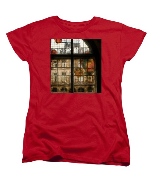 Women's T-Shirt (Standard Cut) featuring the photograph Something In The Air by Paul Lovering
