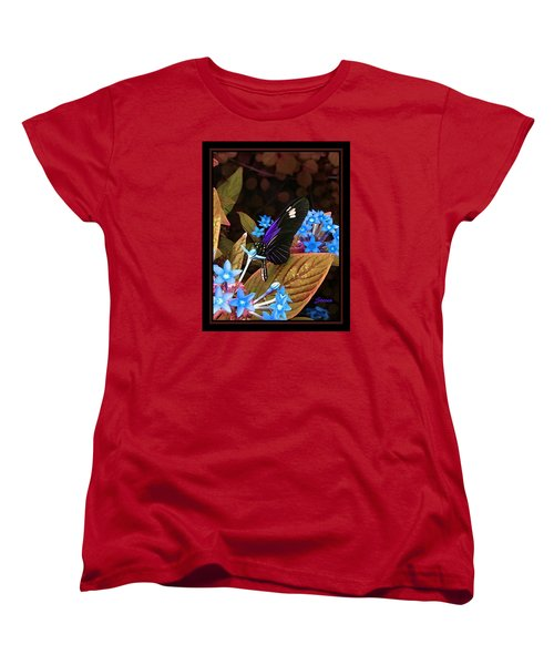 Something Sweet Women's T-Shirt (Standard Cut) by Steven Lebron Langston