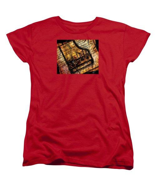 Sonata In Ace Minor Women's T-Shirt (Standard Cut)