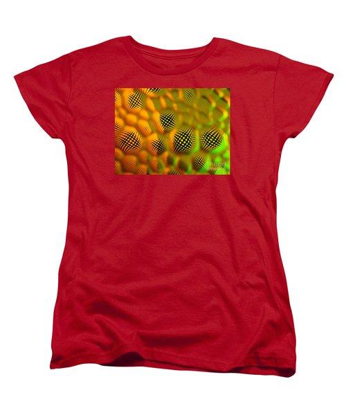 Women's T-Shirt (Standard Cut) featuring the photograph Spikey by Trena Mara