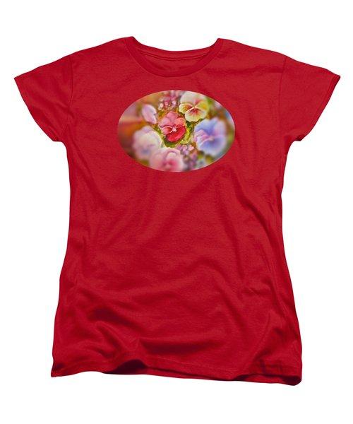 Spirit Petals Women's T-Shirt (Standard Cut)