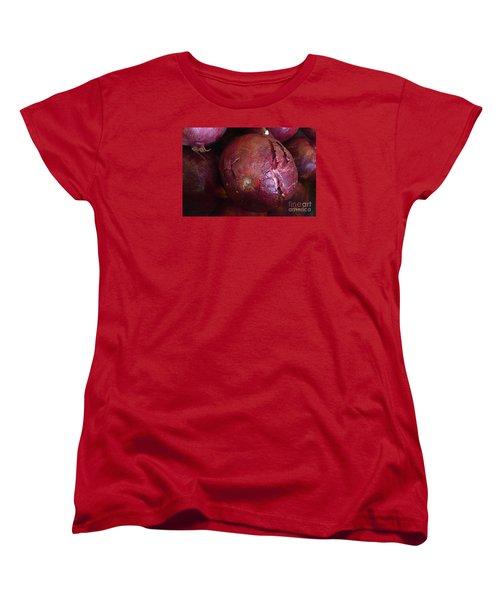 Splintered Women's T-Shirt (Standard Cut) by Nora Boghossian