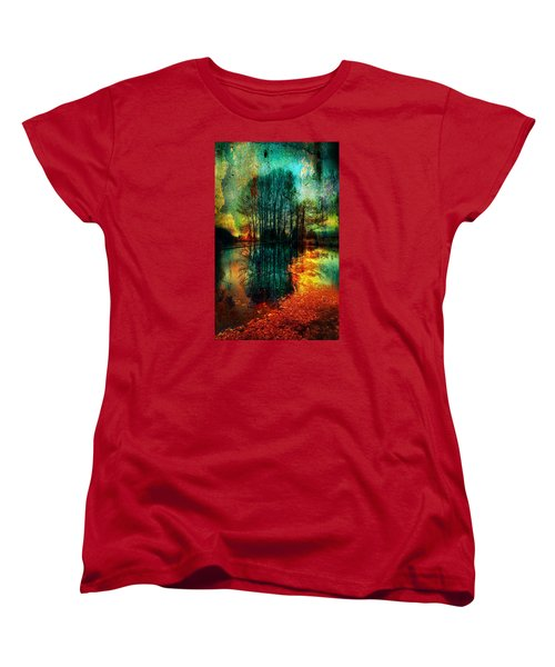 Spook Tree Women's T-Shirt (Standard Cut)