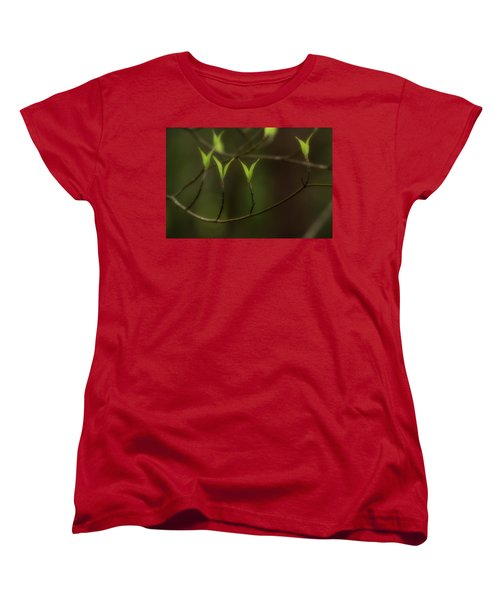 Women's T-Shirt (Standard Cut) featuring the photograph Spring Time by Mike Eingle