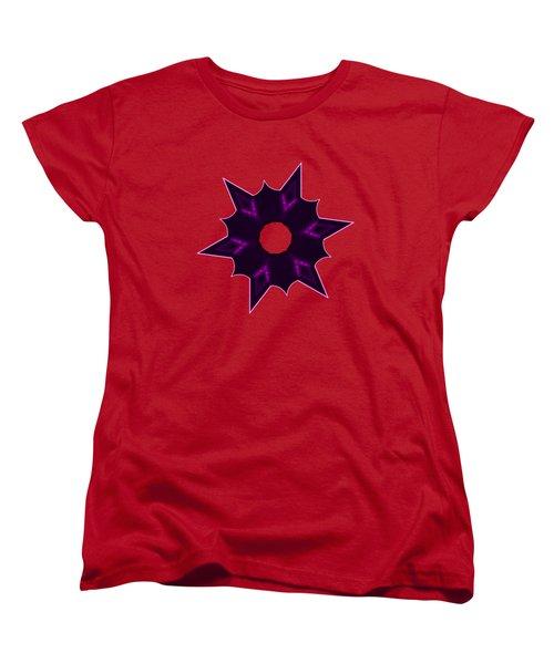 Star Record No. 8 Women's T-Shirt (Standard Cut) by Stephanie Brock