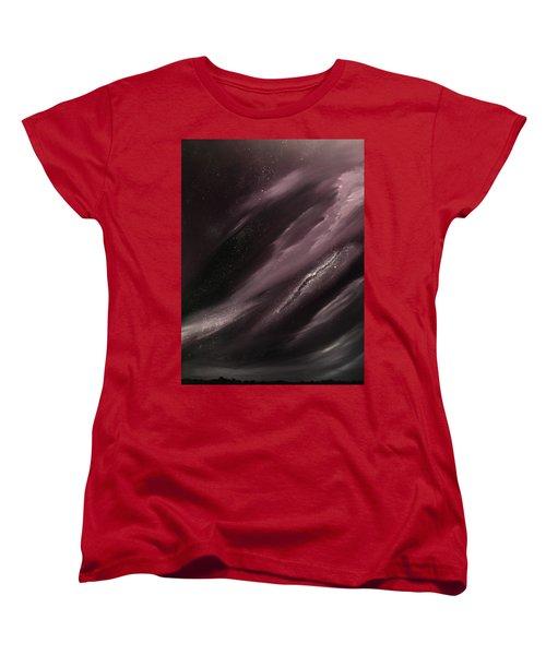 Starry Night 3 Women's T-Shirt (Standard Cut)