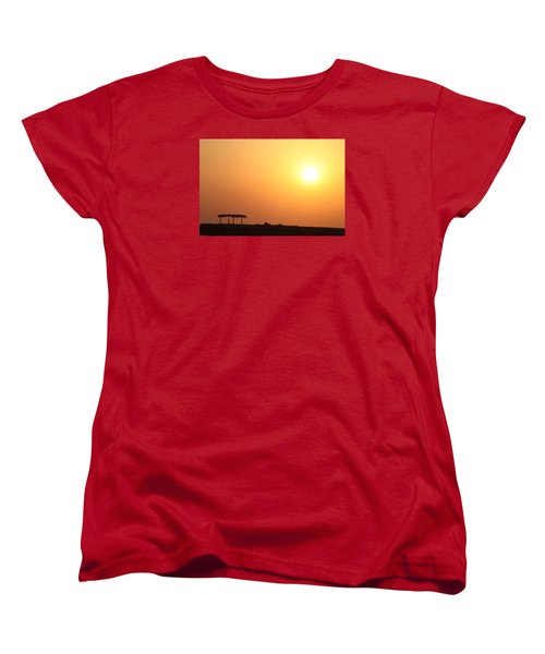 Still Out Of The Shade Women's T-Shirt (Standard Cut) by Jez C Self