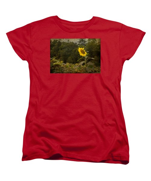 Still Standing Women's T-Shirt (Standard Cut) by Arlene Carmel