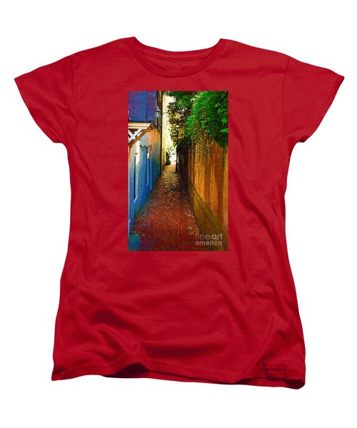 Stoll's Ally Women's T-Shirt (Standard Cut) by Donna Bentley