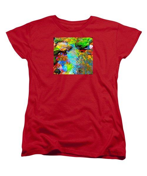 Summer 2015 Mix 3 Women's T-Shirt (Standard Cut) by George Ramos