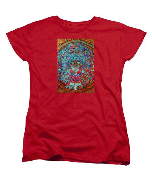 Sun Stone Women's T-Shirt (Standard Cut)