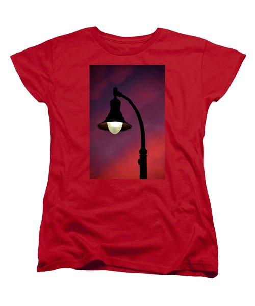 Sundowner Women's T-Shirt (Standard Cut) by Newel Hunter