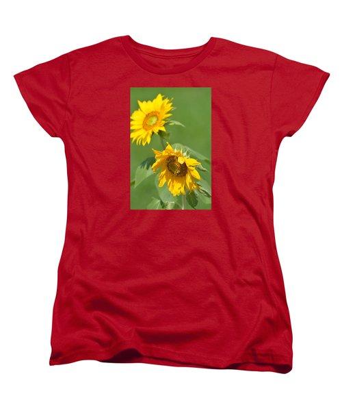 Sunny Side Up 1 Women's T-Shirt (Standard Cut)