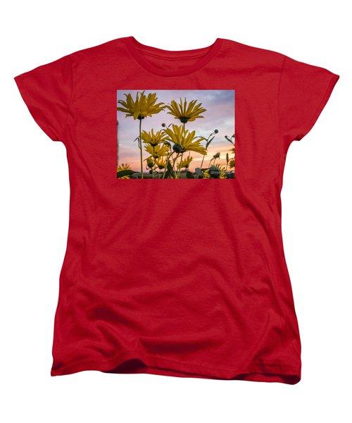 Sunset Delight Women's T-Shirt (Standard Cut)