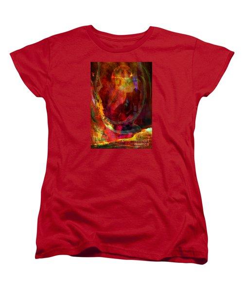 Sweet Dream Women's T-Shirt (Standard Cut) by Johnny Hildingsson