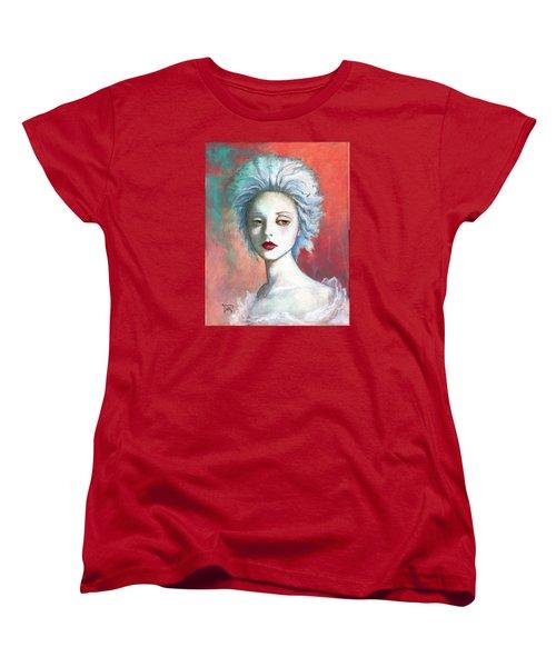 Sweet Love Remembered Women's T-Shirt (Standard Cut) by Terry Webb Harshman