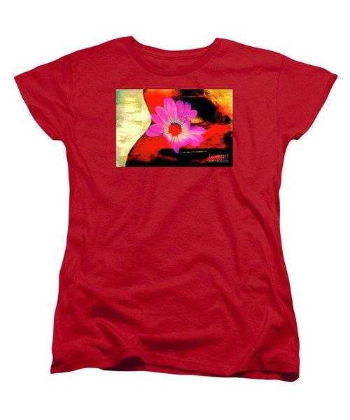 Women's T-Shirt (Standard Cut) featuring the photograph Sweet Sound by Al Bourassa