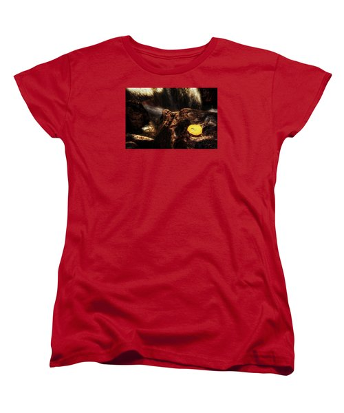 Take A Deep Breath Women's T-Shirt (Standard Cut) by Rick Furmanek