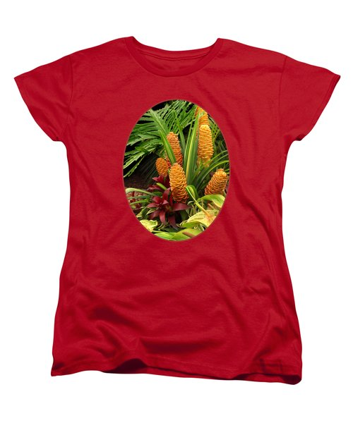 Tantalisingly Tropical Women's T-Shirt (Standard Fit)