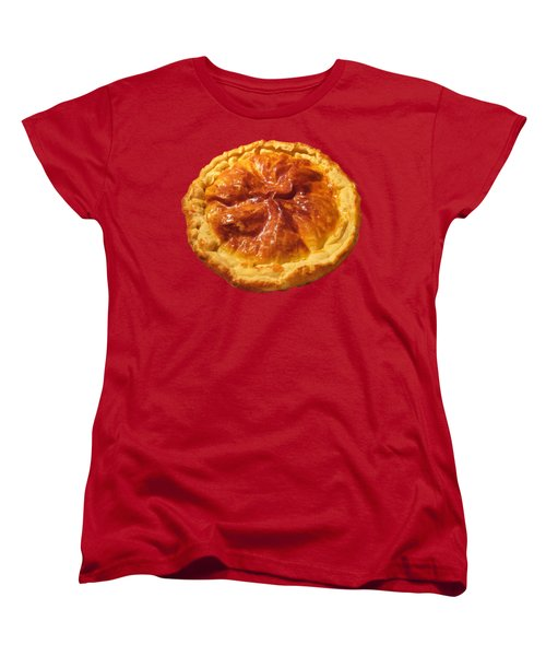 Tourte Women's T-Shirt (Standard Cut) by Marc Philippe Joly