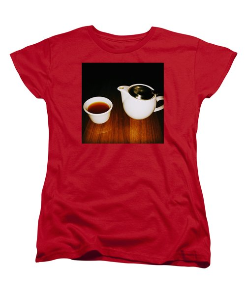 Tea-juana Women's T-Shirt (Standard Fit)