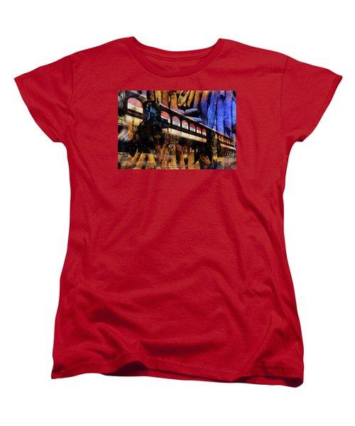 Terminal Women's T-Shirt (Standard Cut)