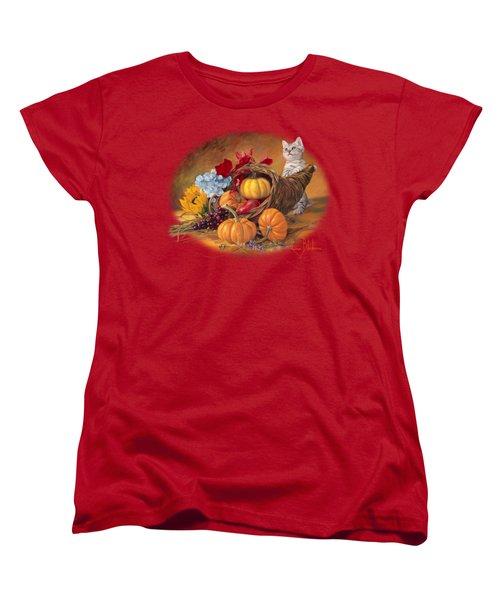 Thankful Women's T-Shirt (Standard Cut)