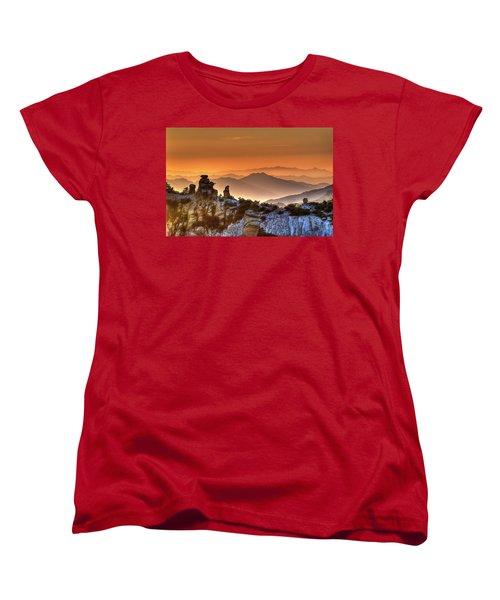 The Ahh Moment Women's T-Shirt (Standard Cut)