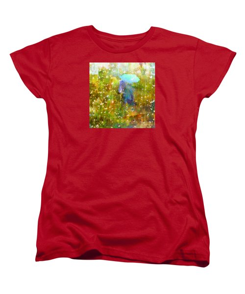 The Approach Of Autumn Women's T-Shirt (Standard Cut) by LemonArt Photography