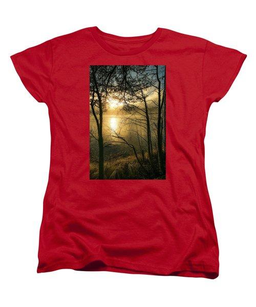 The Beauty Of Nature Women's T-Shirt (Standard Cut) by Rose-Marie Karlsen