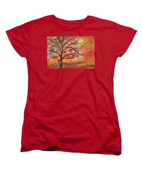 The Blossom Women's T-Shirt (Standard Cut)