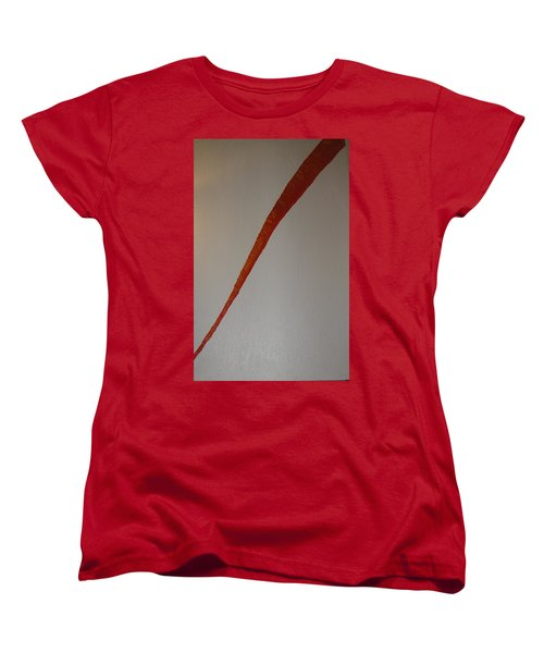 The Carrot Women's T-Shirt (Standard Cut) by Barbara Yearty
