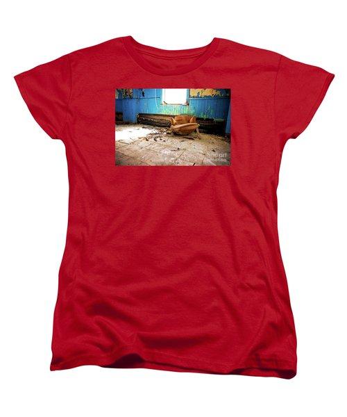 The Chair Women's T-Shirt (Standard Cut) by Randall Cogle