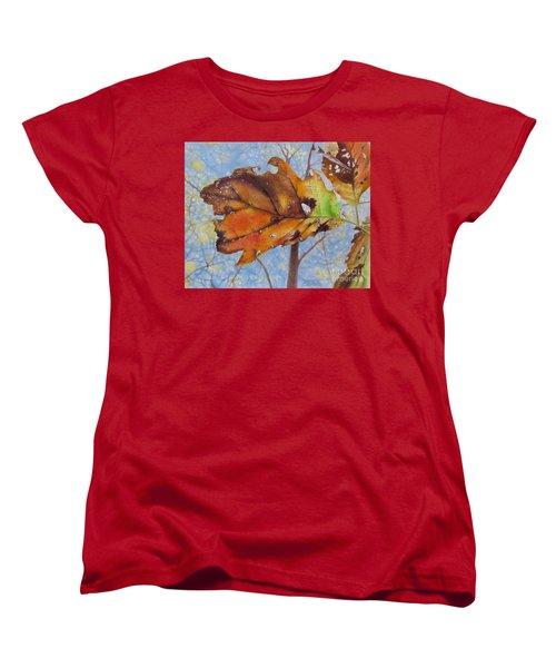 Changes Women's T-Shirt (Standard Cut) by Pamela Clements