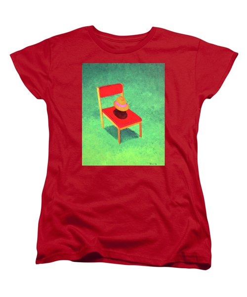 The Chat Women's T-Shirt (Standard Cut) by Thomas Blood