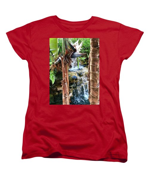 Women's T-Shirt (Standard Cut) featuring the photograph The Choice For Life by Kicking Bear Productions
