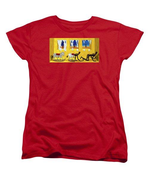 The Death Of Innocence Women's T-Shirt (Standard Cut)