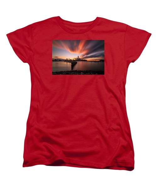 The Gift  Women's T-Shirt (Standard Cut) by Anthony Fields