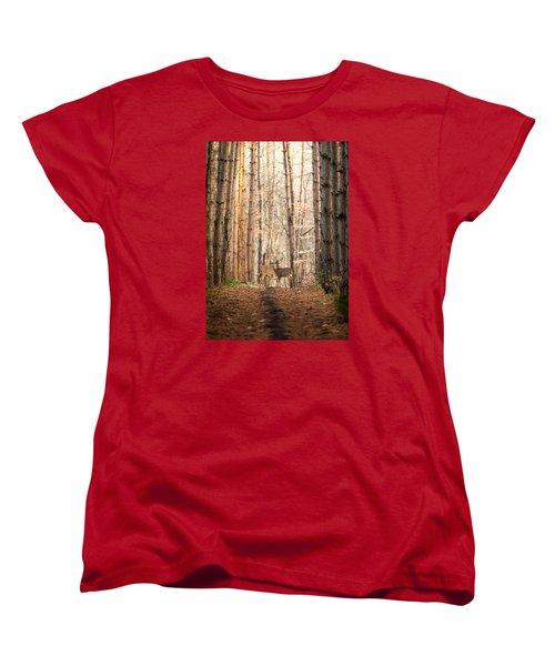 The Gift Women's T-Shirt (Standard Cut) by Everet Regal