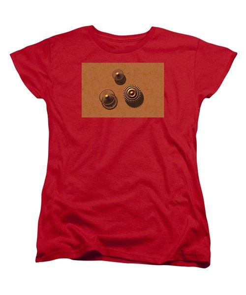 The Golden Ones Women's T-Shirt (Standard Cut) by Lyle Hatch