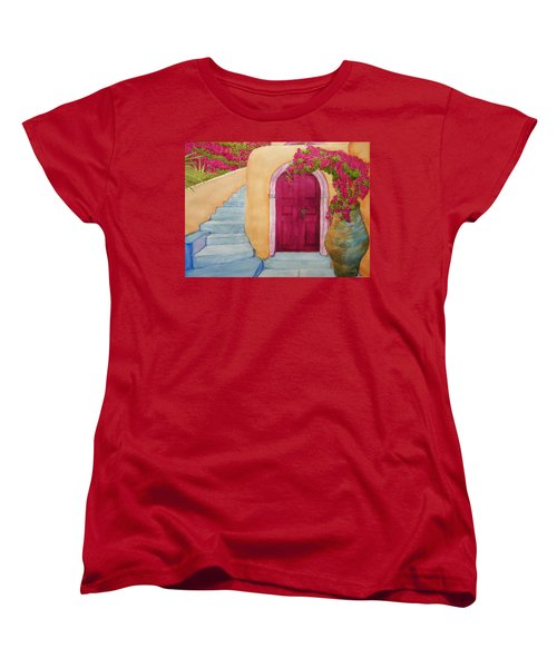 The Hideaway Women's T-Shirt (Standard Cut)